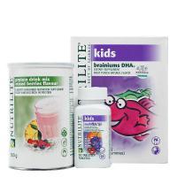 安利儿童套餐:健脑型(帮助儿童大脑发育 提高智力)