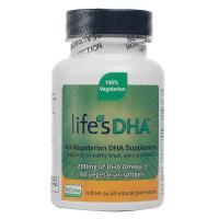 美国原装纽曼斯Life's DHA孕妇成人型(美国 60粒 补充DHA)