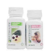 安利最佳延缓衰老套餐:葡萄籽+胶原蛋白(防衰老 修复肌肤)