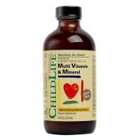 Childlife婴幼儿23种维生素矿物质基础营养液(美国 237ml 补充基础营养)