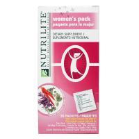 安利女士综合营养包(美国 30包/盒 满足女士所需的多种营养素)