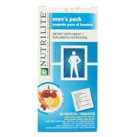 安利男士综合营养包(美国 30包/盒 满足男士所需的多种营养素)