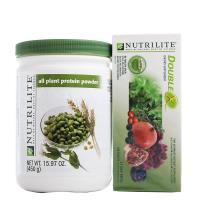 安利蛋白粉+简装倍力健(提高免疫力 增强体质)