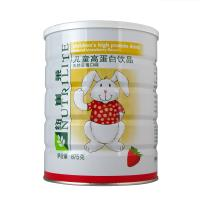 安利儿童高蛋白饮品/草莓味(中国大陆 875克 均衡营养 调节免疫力)