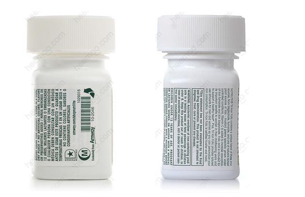 进口安利纽崔莱铁质叶酸片