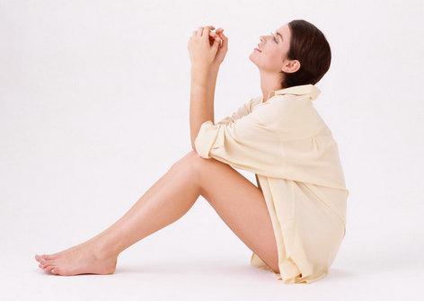 女性生理期护肤