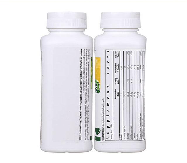 纽崔莱卵磷脂维生素E片