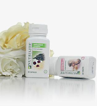 安利葡萄籽+胶原蛋白
